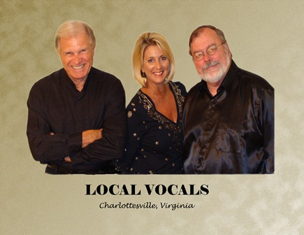 Local Vocals, traditional classic acoustic rock