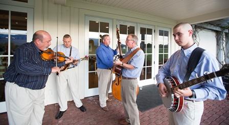 Hoof Wiggins, bluegrass