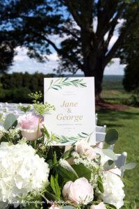 Charlottesville wedding invitation photography
