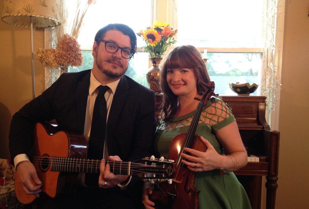 Duo Boheme Violin and Guitar Duo